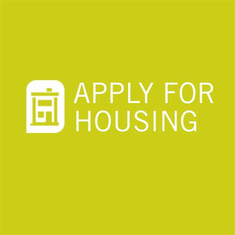 Apply Housing by Weber State Housing