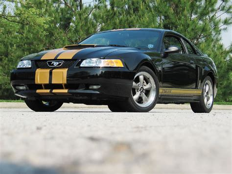 2000 tribute edition shelby mustang mustang monthly magazine