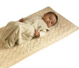 Mini Co Sleeper Mattress Pad by Organic Baby Mattress For Porta Crib Mini Co