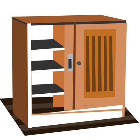 In The Cupboard For Free free clipart cupboard