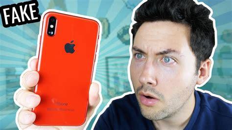 j ai un faux iphone 8