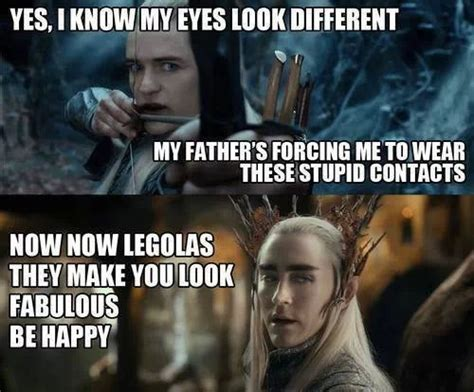 Legolas Memes - fabulous legolas and thranduil i don t even know lol