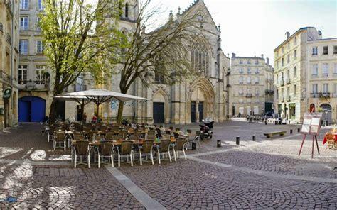 terrasse restaurant bordeaux r 233 aliser une soir 233 e dans un restaurant dans le centre de