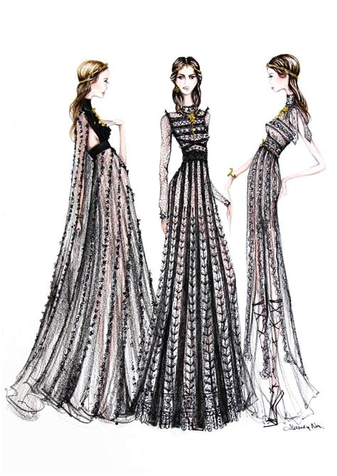 fashion illustration of gowns 1781 best fashion illustration images on fashion drawings fashion illustrations and