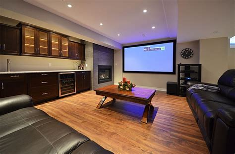 open concept finished basement   weeks