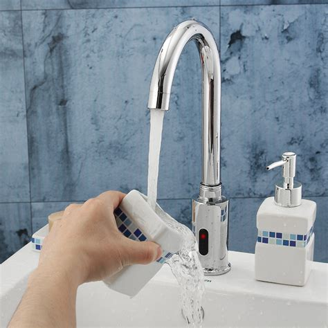 sensor faucet kitchen cheap sensor faucets kitchen railing stairs and kitchen