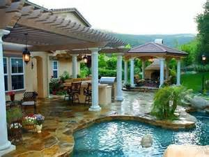 nice backyard gardening flowers patios amp porches