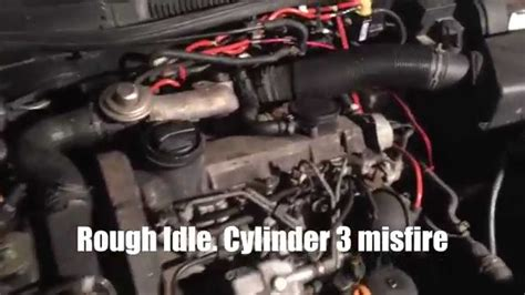 replacing vacuum lines on a tdi