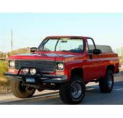 Sell Used 1975 CHEVY BLAZER 4X4 CONVERTIBLE FULLY RESTORED