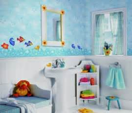 Ideas For Kids Bathroom by Kids Bathroom Decorating Ideas