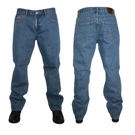 mens jeans comfort fit new mens forge by kam jeans f101 comfort fit jeans all