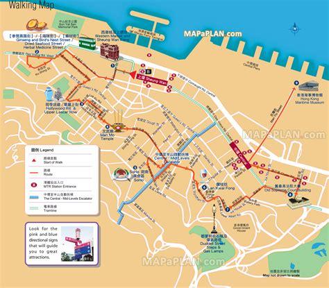 tourist map of central maps update 13221221 hong kong map for tourist hong
