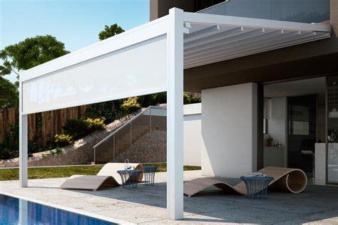 spa le terrazze prezzi pergole pergole in alluminio fusion pratic spa