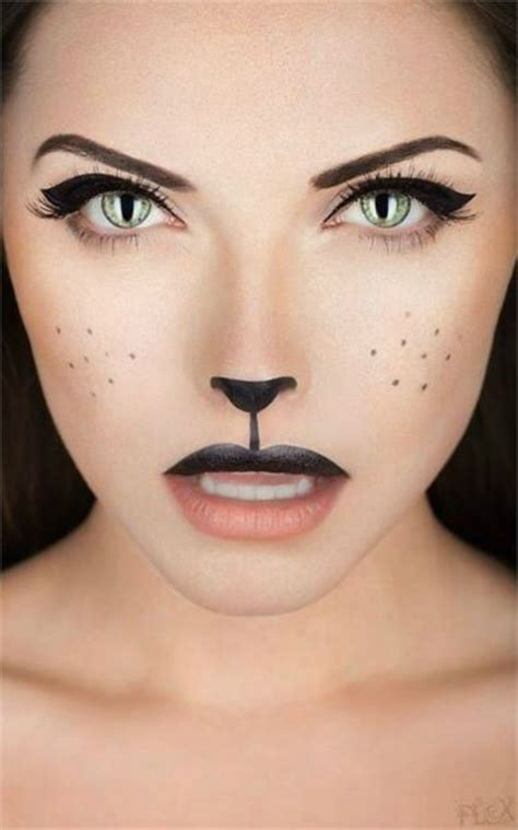 animal makeup ideas page     eleven