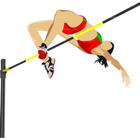 jump free high jump clipart clipart suggest