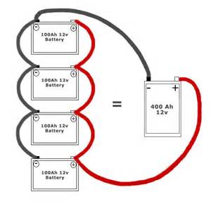 series vs parallel battery wiring diagrams series circuit and schematic wiring diagrams for
