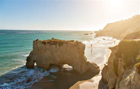 Unique Stairs el matador state beach malibu ca california beaches