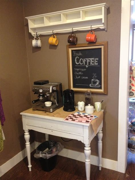 Kitchen Coffee Bar Ideas 212 Best Coffee Bars Images On Coffee Bar