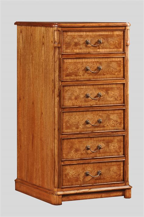 walnut filing cabinet 3 drawer filing cabinet with three drawers in burr walnut