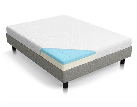 8 Inch Memory Foam Mattress Size by Lucid 8 Inch Firm Memory Foam Mattress Review Mattressi