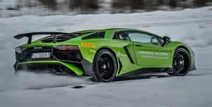 All Lamborghini Winter Accademia Lamborghini Squadra Corse