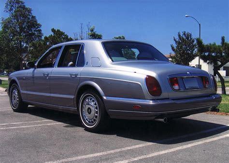 1999 rolls royce silver seraph 4 door sedan 60649