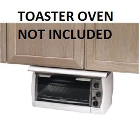 cabinet toaster oven mounting kit