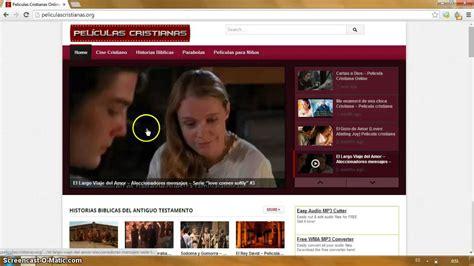 about blank youtube pelculas cristianasonline gratis ver pel 237 culas cristianas online gratis youtube