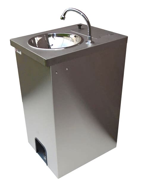 portable sink with water electric portable sink hand wash st steel cupboard 25