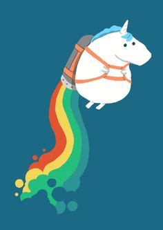 unicorn in swinging art inspiration on pinterest cartoon girls art prints