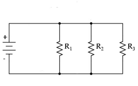 when parallel resistors are of three different values which has the greatest power loss hannibalphysics ch18 dc circuits