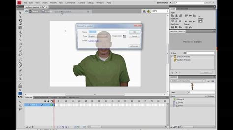 tutorial flash cs4 adobe flash and fireworks animation tutorial youtube
