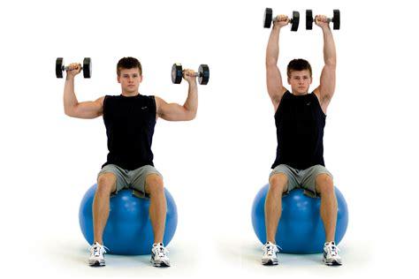 stability ball bench press nasm s optimum performance training