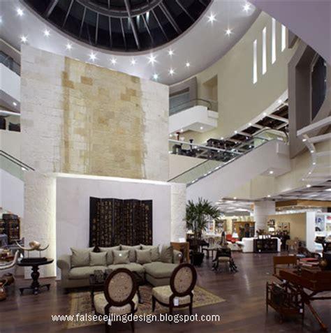 Open Ceiling Design by Interior Design Open Ceiling Design