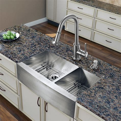 Sink Sizes For Kitchen How Big Should Your Kitchen Sink Ward Log Homes