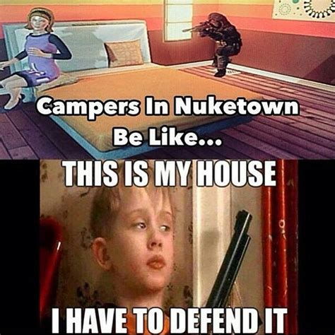 Cod Zombies Memes - call of duty black ops 2 cers in nuketown be like