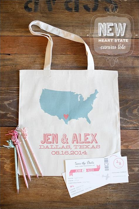 diy wedding welcome gift bags diy customized canvas totes blank clothing