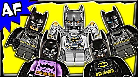 Batman The Lego Batman Collection lego batman minifigures 2015 complete collection winter wave
