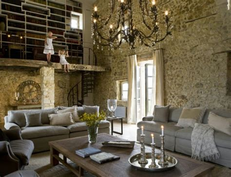 wohnzimmer ziegelwand wohnzimmer rustikal gestalten teil 2 archzine net