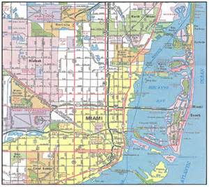 map of miami florida area miami area map quotes