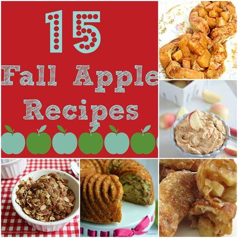 sara s home life 15 fall apple recipes