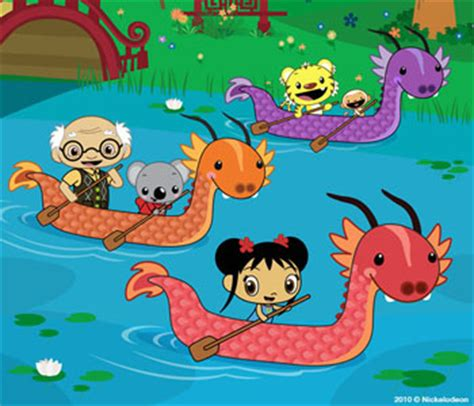 ni hao kai lan dragon boat race ni hao kai lan dragonboat festival by martin hsu dribbble