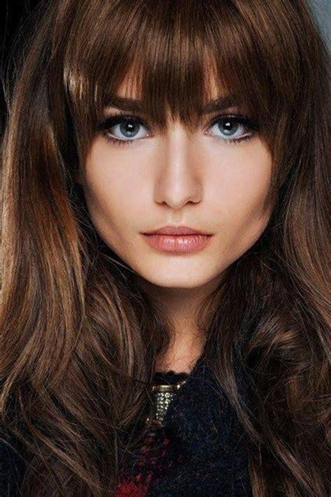 sexy hair styel 30 look sexy hairstyles with bangs