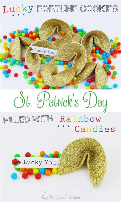 you for a fortune filled day frosted favor take out boxes set of 12 diy st patrick s day gifts mom spark mom blogger