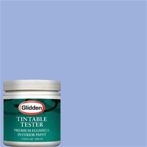home depot paint colors blue glidden premium 8 oz country blue interior paint