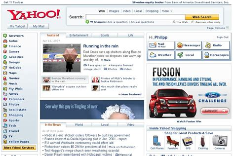 layout yahoo new yahoo layout google blogoscoped forum