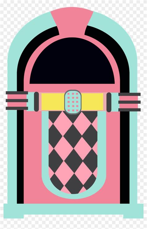 jukebox clipart 50s jukebox clip free transparent png