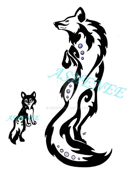 tribal mom tattoo 60 tribal wolf tattoos designs and ideas