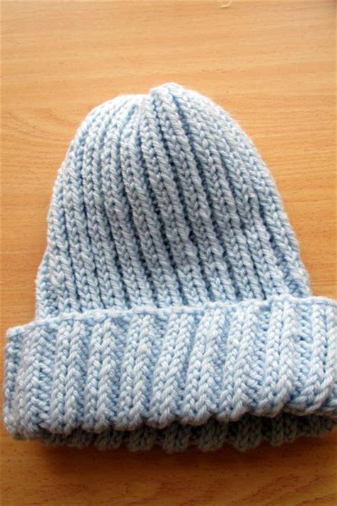 pattern stocking cap basic knitted stocking hat free pattern karole kurnow
