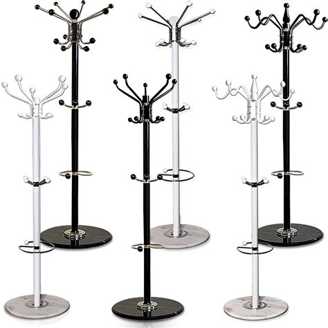 coat stand coat stand clothes rack 1 7m hat coat stand metal clothes